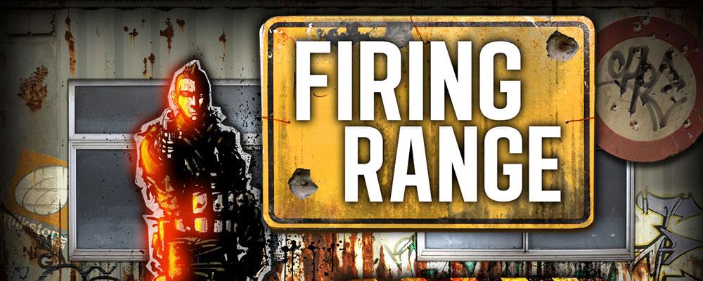 Firing Range iOS